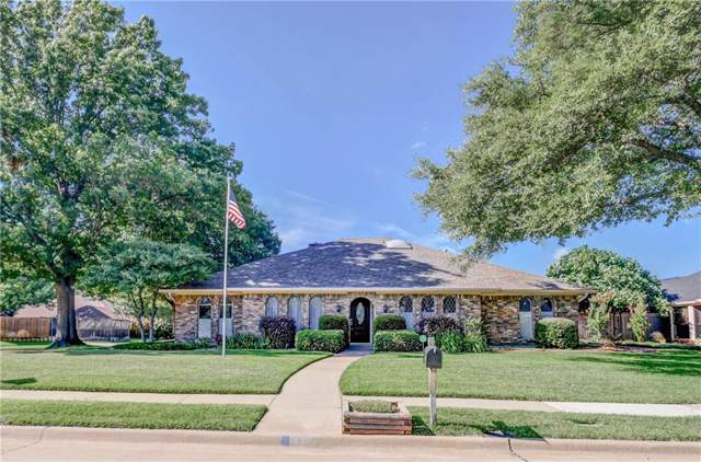 2321 Chamberlain Drive, Plano, TX 75023 (MLS #14210160) :: Lynn Wilson with Keller Williams DFW/Southlake