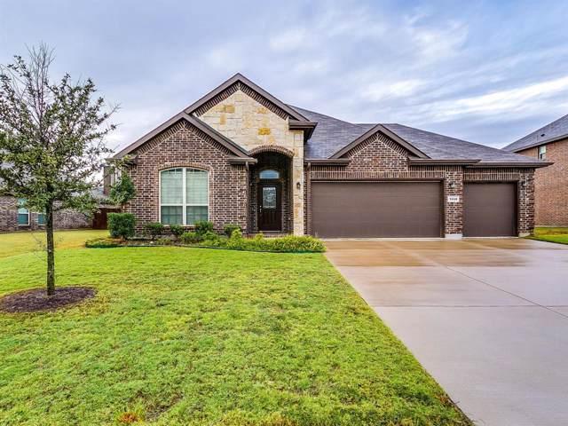 1050 Cydnie Street, Kennedale, TX 76060 (MLS #14210190) :: The Hornburg Real Estate Group