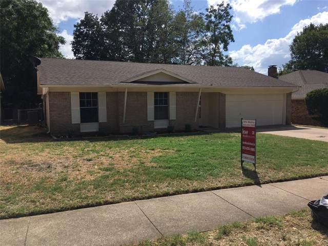 2608 Marta Drive, Irving, TX 75060 (MLS #14210232) :: Lynn Wilson with Keller Williams DFW/Southlake