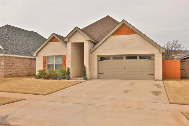 5902 Legacy Drive, Abilene, TX 79606 (MLS #14210233) :: The Good Home Team