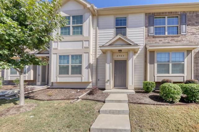 2909 Peyton Brook Drive, Fort Worth, TX 76137 (MLS #14210250) :: Lynn Wilson with Keller Williams DFW/Southlake