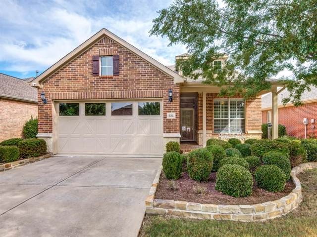 834 Bay Harbor Lane, Frisco, TX 75036 (MLS #14210267) :: The Hornburg Real Estate Group