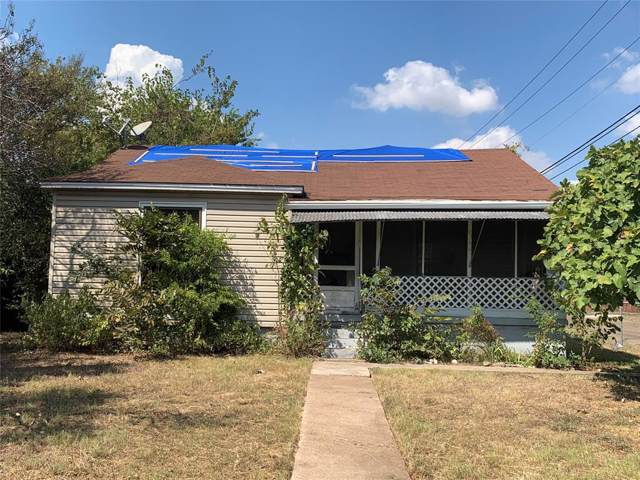 2701 Lyle Avenue, Waco, TX 76708 (MLS #14210273) :: RE/MAX Town & Country