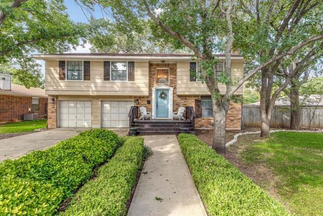 1106 Ridgewood Terrace, Arlington, TX 76012 (MLS #14210281) :: Lynn Wilson with Keller Williams DFW/Southlake
