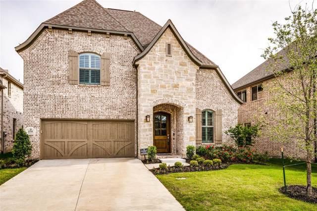 8709 Abbington Place, Mckinney, TX 75072 (MLS #14210292) :: Baldree Home Team