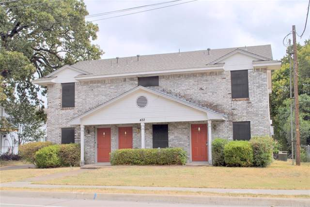 422 N Dallas Avenue, Lancaster, TX 75146 (MLS #14210323) :: Tanika Donnell Realty Group