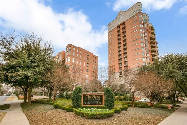 2828 Hood Street #501, Dallas, TX 75219 (MLS #14210332) :: The Hornburg Real Estate Group