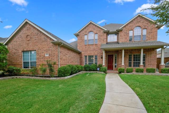 823 Driftwood Drive, Murphy, TX 75094 (MLS #14210342) :: Hargrove Realty Group