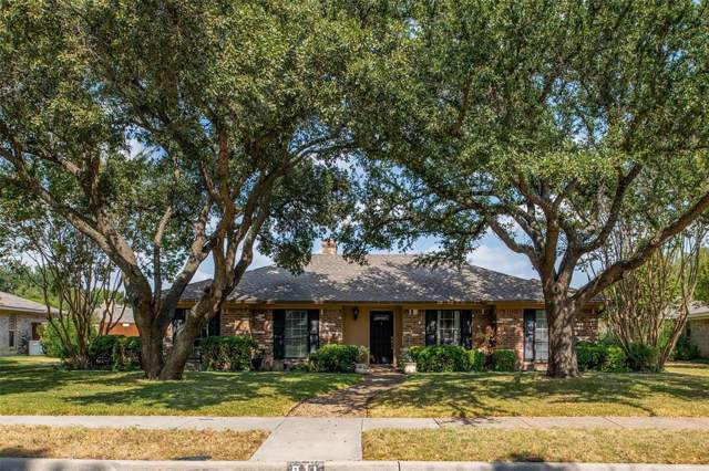 811 Windsong Trail, Richardson, TX 75081 (MLS #14210349) :: The Chad Smith Team