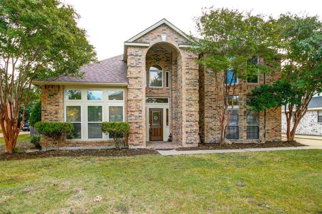 210 Richmond Court, Coppell, TX 75019 (MLS #14210372) :: Hargrove Realty Group