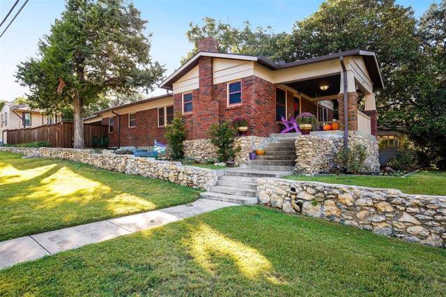 2101 Tremont Avenue, Fort Worth, TX 76107 (MLS #14210375) :: The Mitchell Group