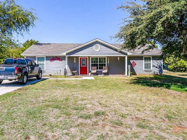416 Skyline Drive, Granbury, TX 76048 (MLS #14210382) :: Team Tiller