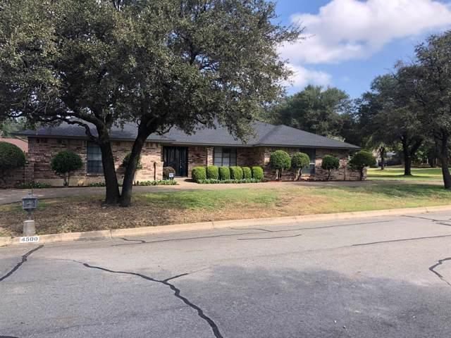 4500 Shady Lake Drive, North Richland Hills, TX 76180 (MLS #14210388) :: Team Hodnett