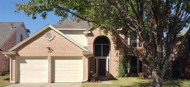 2006 Hidden Trail Drive, Lewisville, TX 75067 (MLS #14210409) :: Lynn Wilson with Keller Williams DFW/Southlake