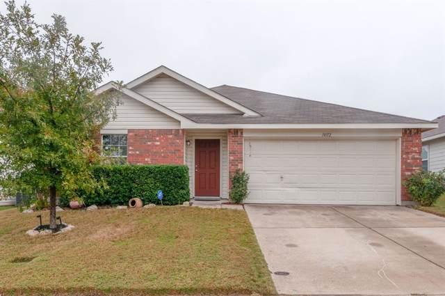 14112 Esperanza Drive, Fort Worth, TX 76052 (MLS #14210414) :: Real Estate By Design