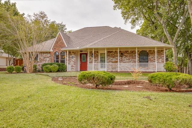 806 Villa Creek Drive, Duncanville, TX 75137 (MLS #14210421) :: Tanika Donnell Realty Group