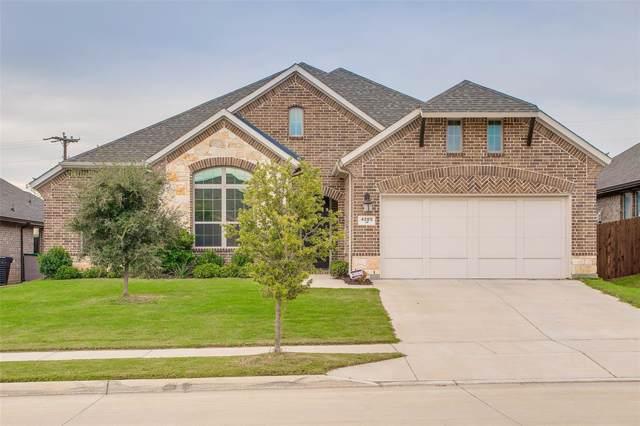 4205 Round Valley Lane, Fort Worth, TX 76262 (MLS #14210480) :: Lynn Wilson with Keller Williams DFW/Southlake