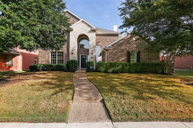 2580 Bandolier Lane, Frisco, TX 75033 (MLS #14210517) :: RE/MAX Town & Country