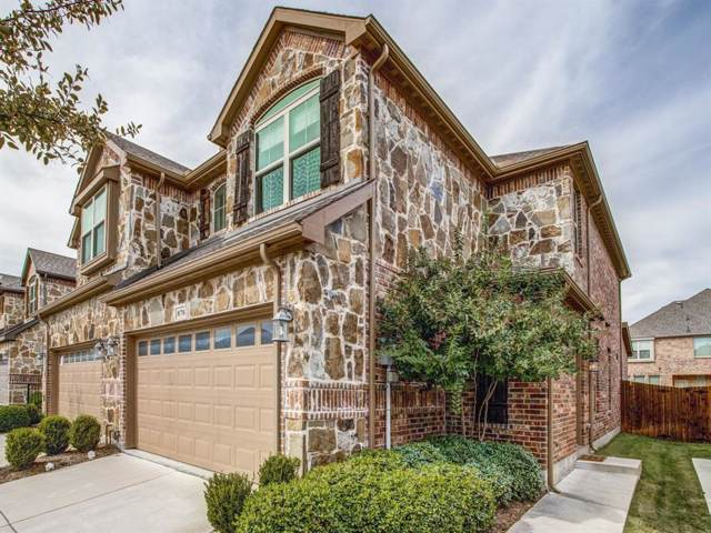 878 Vaquero Street, Allen, TX 75013 (MLS #14210521) :: RE/MAX Town & Country