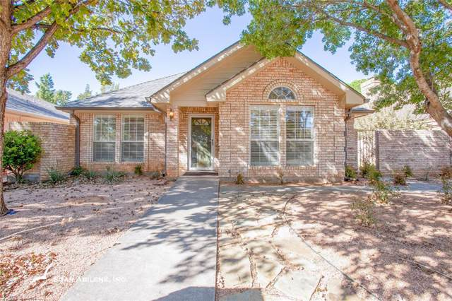 2526 Sunnibrook Court, Abilene, TX 79601 (MLS #14210534) :: Lynn Wilson with Keller Williams DFW/Southlake