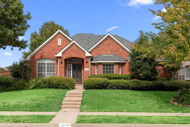 10200 Mallory Drive, Frisco, TX 75035 (MLS #14210535) :: Lynn Wilson with Keller Williams DFW/Southlake
