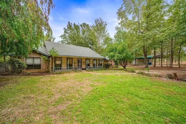 381 County Road 3289, Quitman, TX 75783 (MLS #14210553) :: Van Poole Properties Group