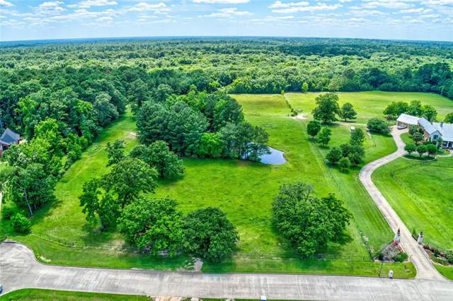Lot 11 Bridle Path, Lufkin, TX 75904 (MLS #14210560) :: Justin Bassett Realty