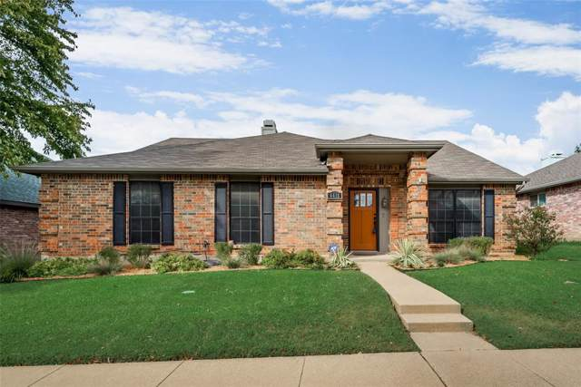 4418 San Fernando Lane, Mckinney, TX 75070 (MLS #14210562) :: The Rhodes Team