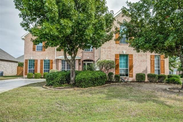 805 Hidden Woods Drive, Keller, TX 76248 (MLS #14210568) :: Team Hodnett