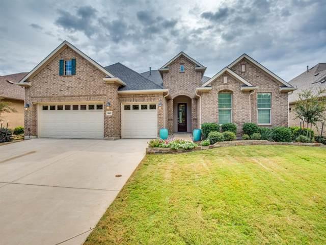 8809 Gardenia Drive, Denton, TX 76207 (MLS #14210581) :: RE/MAX Town & Country