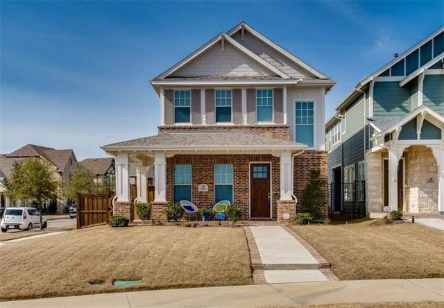 1001 Kennedy Drive, Allen, TX 75013 (MLS #14210590) :: Baldree Home Team