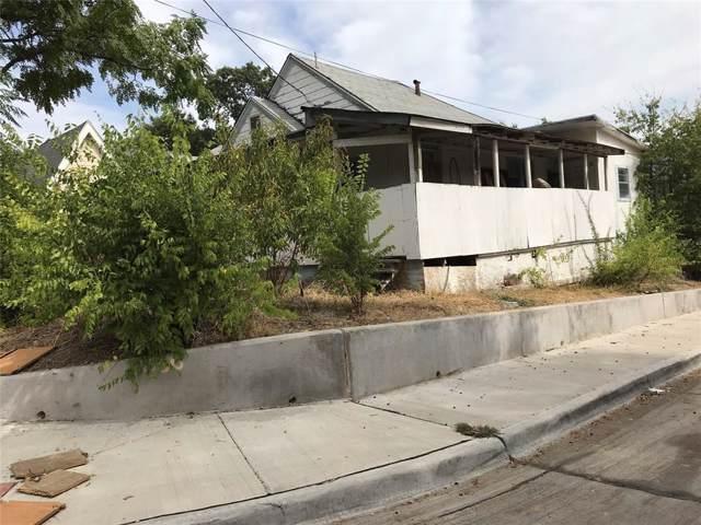 1030 Rockwood Street, Dallas, TX 75203 (MLS #14210594) :: Baldree Home Team