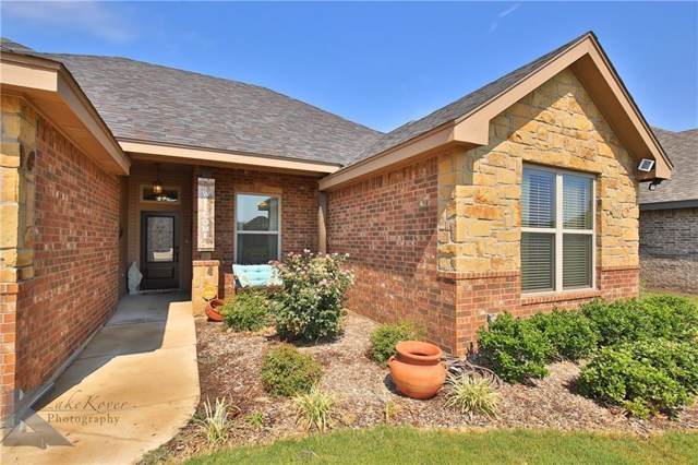 7210 Raven Court, Abilene, TX 79602 (MLS #14210608) :: The Good Home Team