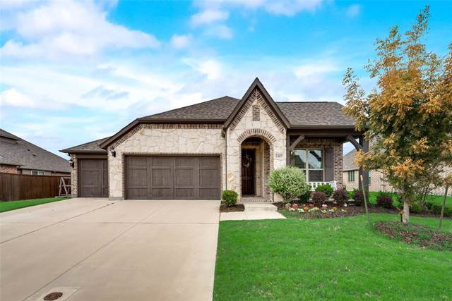 1407 Cold Stream Drive, Wylie, TX 75098 (MLS #14210615) :: The Good Home Team