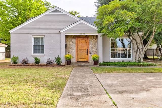 3625 White Settlement Road, Fort Worth, TX 76107 (MLS #14210630) :: Team Tiller