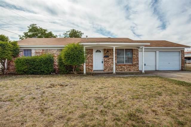 200 E Eller Avenue, Crowley, TX 76036 (MLS #14210637) :: Potts Realty Group