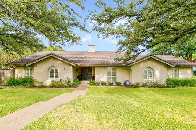 4204 Inman Court, Fort Worth, TX 76109 (MLS #14210638) :: Lynn Wilson with Keller Williams DFW/Southlake