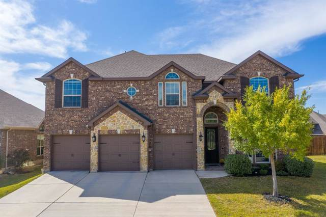 9825 Amaranth Drive, Fort Worth, TX 76177 (MLS #14210650) :: The Real Estate Station