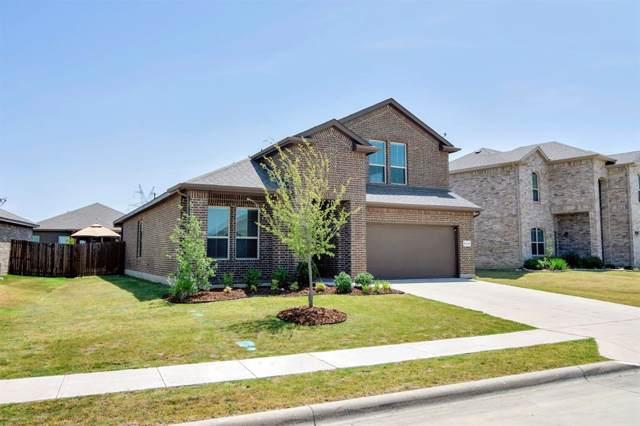 13856 Langston Lake Drive, Fort Worth, TX 76262 (MLS #14210670) :: Lynn Wilson with Keller Williams DFW/Southlake