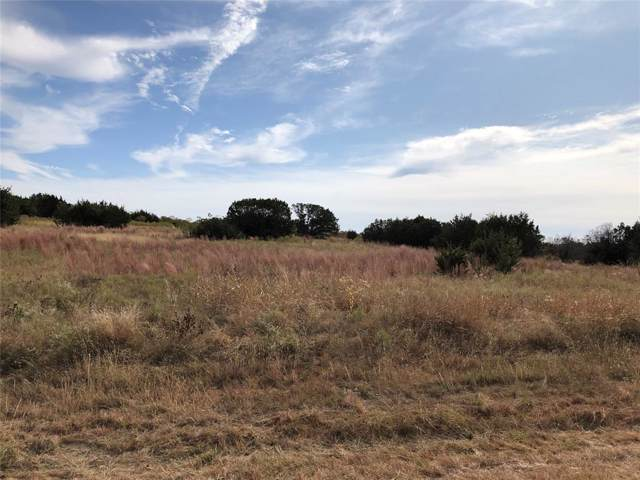 1012 Enchanted Rock Court, Graford, TX 76449 (MLS #14210680) :: All Cities Realty