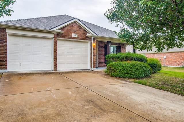 125 Bison Meadow Drive, Waxahachie, TX 75165 (MLS #14210681) :: NewHomePrograms.com LLC