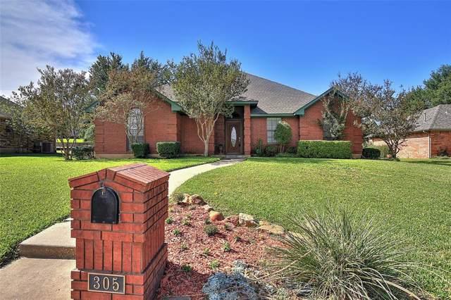 305 Wilson Street, Whitesboro, TX 76273 (MLS #14210686) :: Robbins Real Estate Group