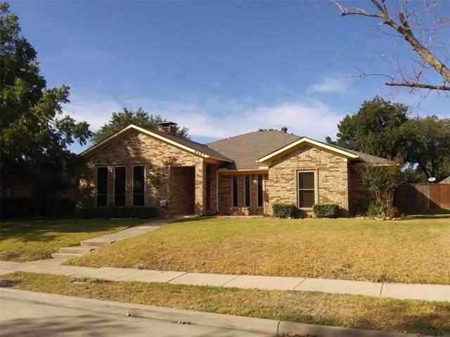 4605 Versailles Lane, Plano, TX 75093 (MLS #14210691) :: The Chad Smith Team