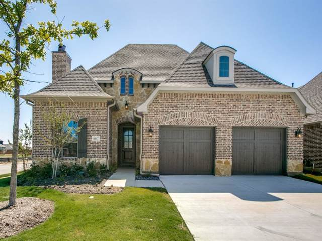 8017 Isle Of Skye, The Colony, TX 75056 (MLS #14210703) :: The Rhodes Team