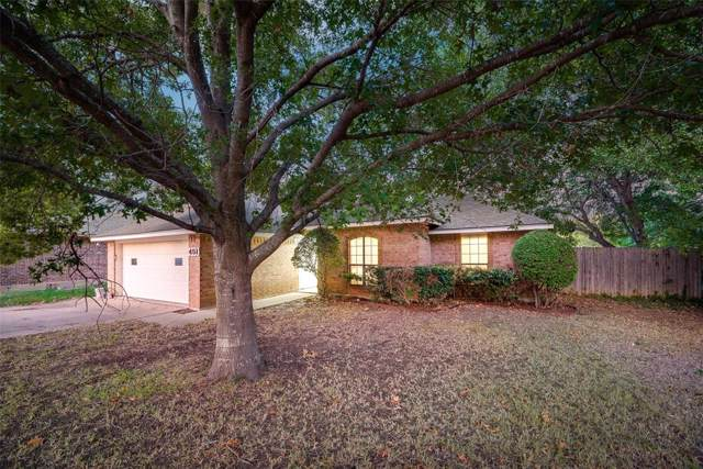 451 Timberline Drive, Duncanville, TX 75137 (MLS #14210714) :: Tanika Donnell Realty Group