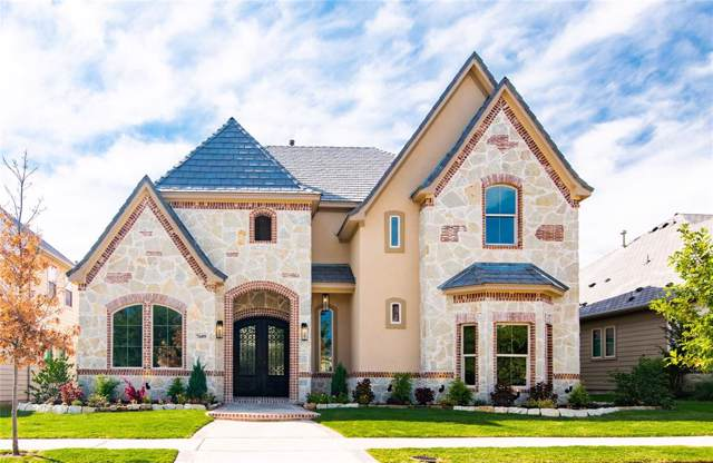 7609 Delaware Drive, Mckinney, TX 75070 (MLS #14210718) :: RE/MAX Town & Country