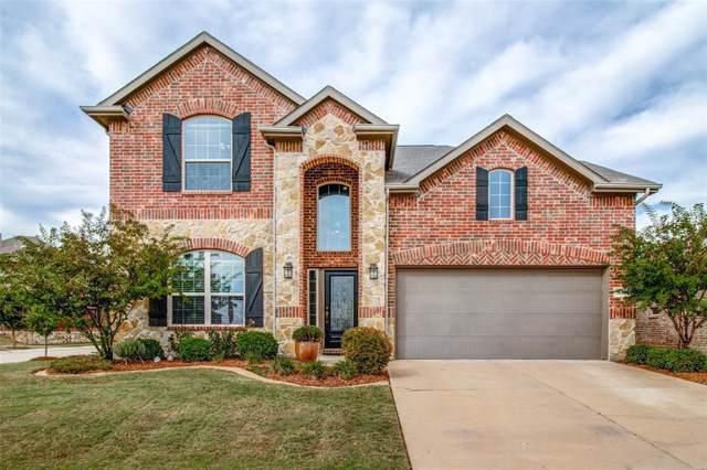 16501 Amistad Avenue, Prosper, TX 75078 (MLS #14210730) :: Baldree Home Team