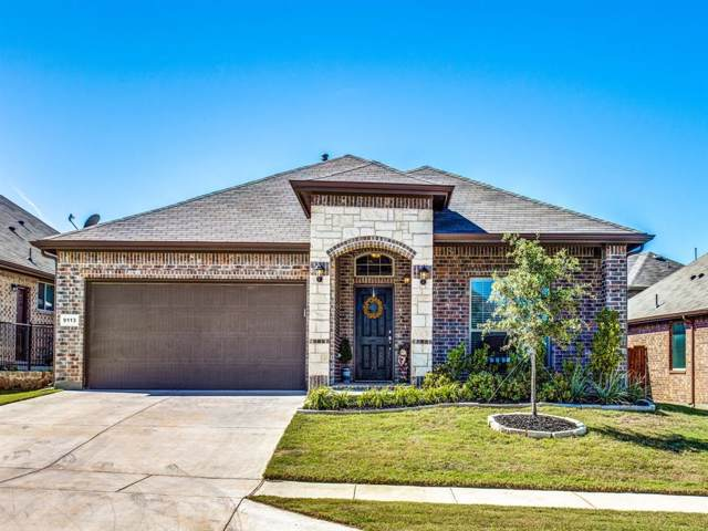 9113 Bronze Meadow Drive, Fort Worth, TX 76131 (MLS #14210773) :: Lynn Wilson with Keller Williams DFW/Southlake