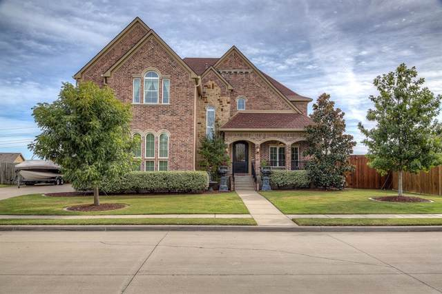 1809 Watermark Lane, Wylie, TX 75098 (MLS #14210777) :: RE/MAX Town & Country