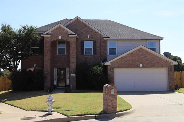 4002 Bay Springs Court, Arlington, TX 76016 (MLS #14210798) :: The Rhodes Team